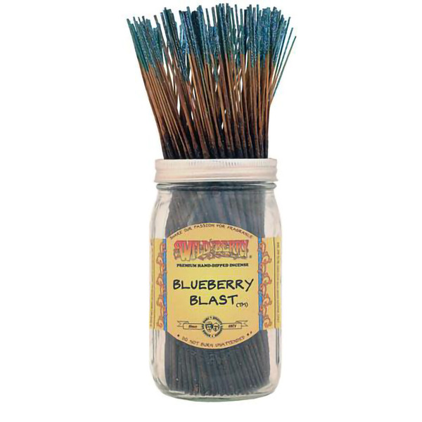 Wild Berry Incense Sticks | Blueberry Blast | Master Distributor