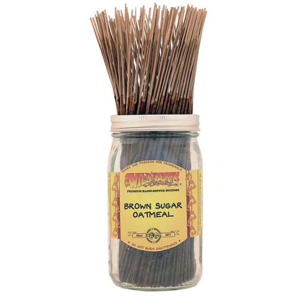Wild Berry Incense Sticks | Brown Sugar Oatmeal | Master Distributor