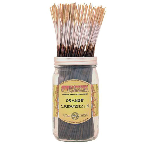 Wild Berry Incense Sticks | Orange Creamsicle | Master Distributor