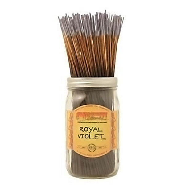 Wild Berry Incense Sticks | Wholesale | Royal Violet