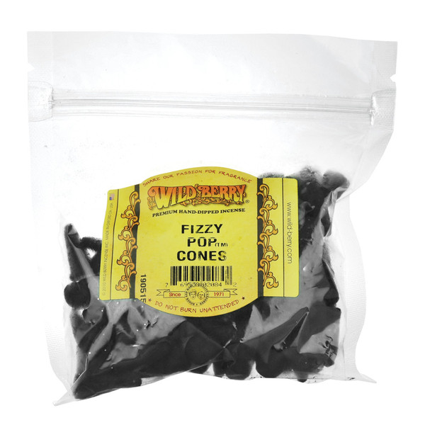 Wild Berry Incense Cones | Wholesale Bundle | Fizzy Pop