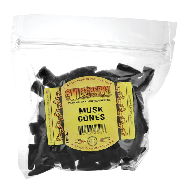 Wild Berry Incense Cones | Wholesale Bundle | Musk