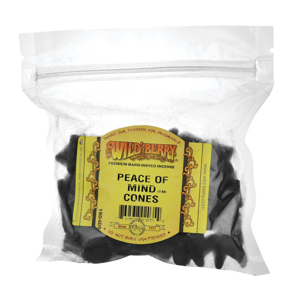 Wild Berry Incense Cones | Wholesale Bundle | Peace of Mind