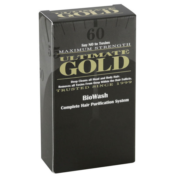 Ultimate Gold 3-part BioWash Complete - 10pc Display