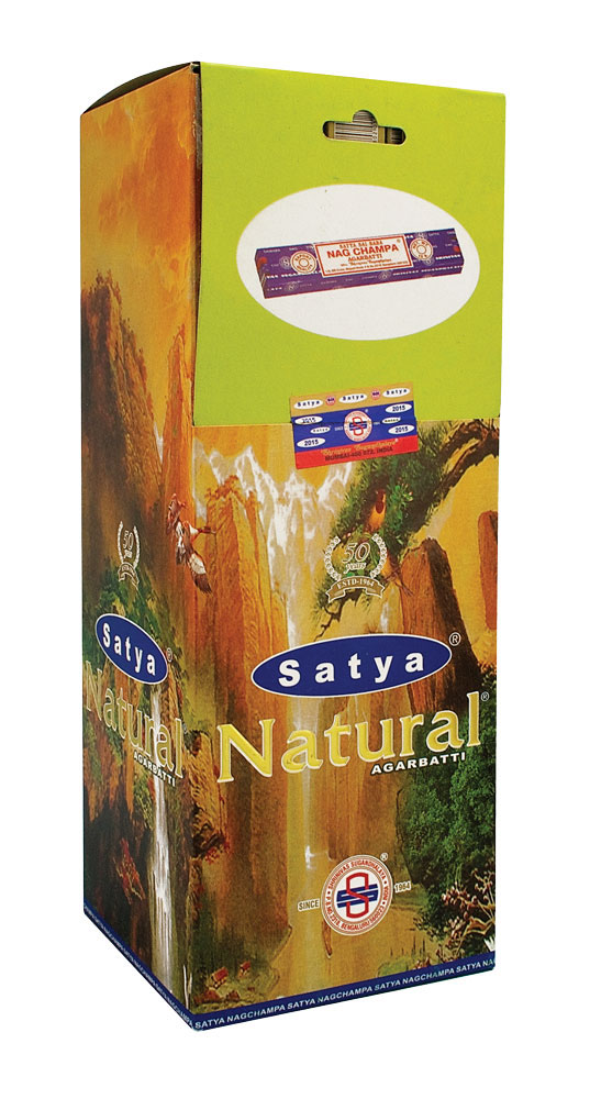 Satya Incense Sticks | 10 Gram | Natural | Wholesale Distributor