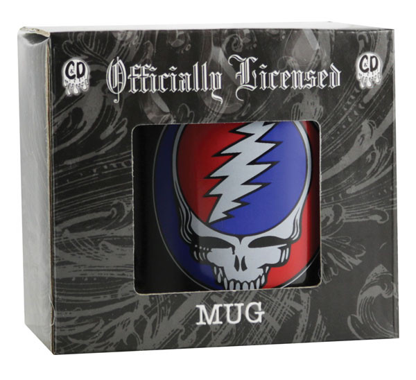 Grateful Dead Steal Your Face Coffee Mug - 11oz