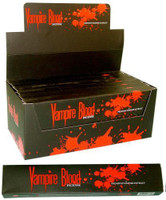 12pc display 15g vampire blood incense by devils garden