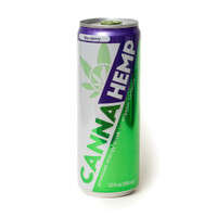Canna Energy Drink Blueberry | Hemp Oil | Wholesale Distributor