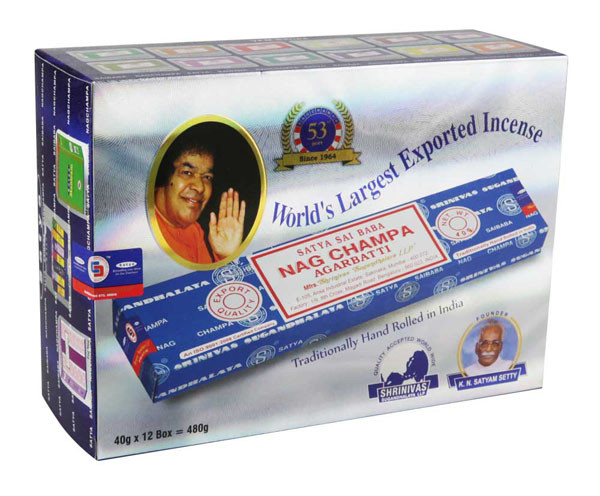 Best Satya Incense Sticks | Nag Champa | Bulk Wholesale Distributor