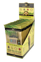 King Palm Pre-Roll Wraps - 5pk | Slim | 15pc Display