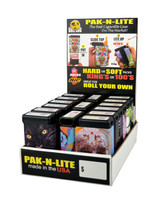 Pak-n-lite Tattoo Style Cigarette Case Display