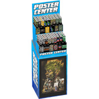 420 Themed Posters in Stand | 72pc Display