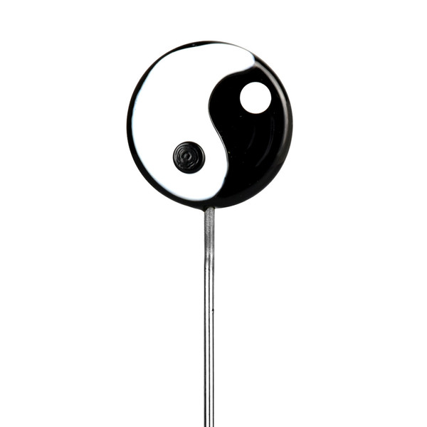 Glass Poker / Dabber Tool - Wholesale | Yin Yang