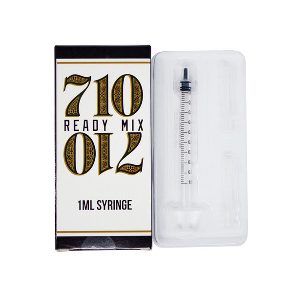 710 Ready Mix Empty Syringe | Small