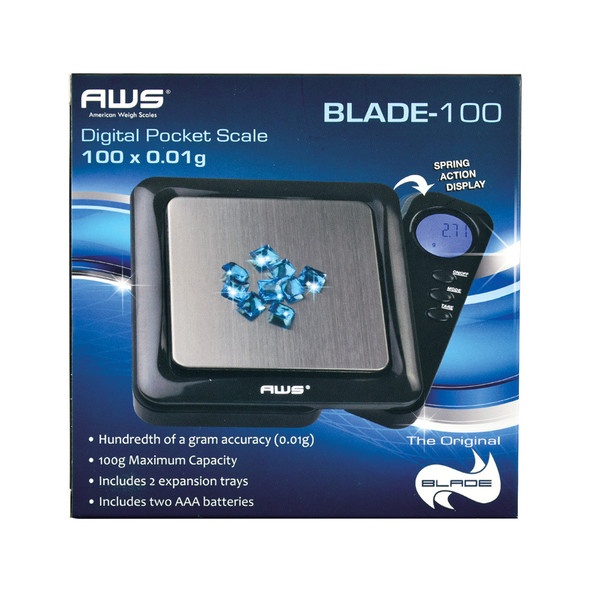 AWS Blade Style Digital Scales | Best Wholesale Distributor