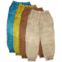 Acid Wash Harem Pants | Wholesale Distributor