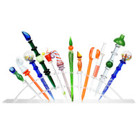 Acrylic Dab Tool Stand w/ Assorted Tools | Wholesale Distributor