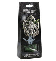 After Dark Incense Cones w/ Burner - 30pc / Zombie Repellent
