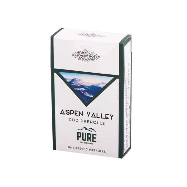 Aspen Valley CBD Unfiltered Hemp Pre-rolls | Elektra