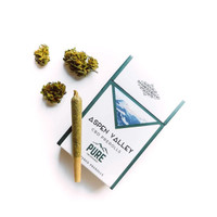 Aspen Valley CBD Unfiltered Hemp Pre-rolls | Carton | Lifter