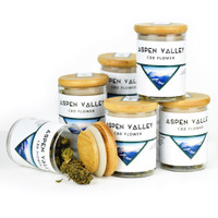 Aspen Valley Hemp Flower | Elektra | Wholesale