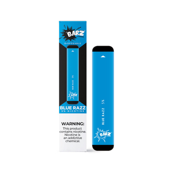 Barz Salts Disposable Sticks | Blue Raspberry | Wholesale Distributor