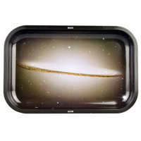Basix Galactic Big bang Metal Rolling Tray | Wholesale Distributor