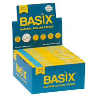 Basix Natural Rolling Papers | King | Wholesale Distributor