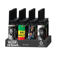 Bic EZ Reach Lighters | Bob Marley designs | Wholesale