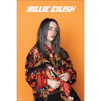 Billie Eilish Photo Poster | Wholesale Distributor