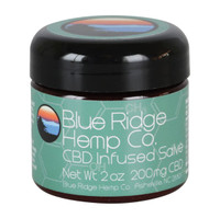 Blue Ridge Hemp CBD Infused Salve - 2oz | 200mg