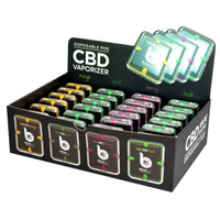 Bluum CBD Disposable Pod - 100mg | 24pc Display