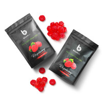 BluumLab Full Spectrum CBD Raspberry Gummies | Wholesale