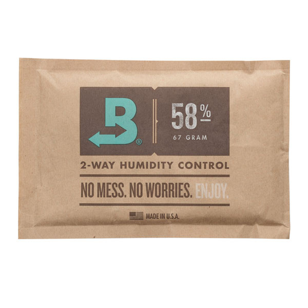 Boveda Humidity Control Pack - 58% | 67g
