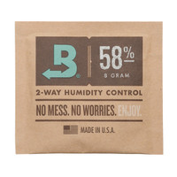 Boveda Humidity Control Pack - 58% | 8g