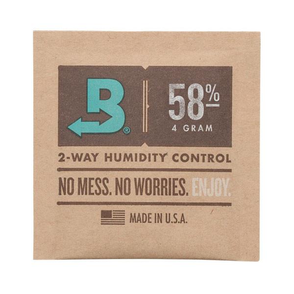 Boveda Humidity Control Pack - 58% | 4g