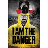 "Breaking Bad - I Am The Danger Poster - 24""x36"""