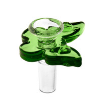 Butterfly Herb Slide | Green | Wholesale