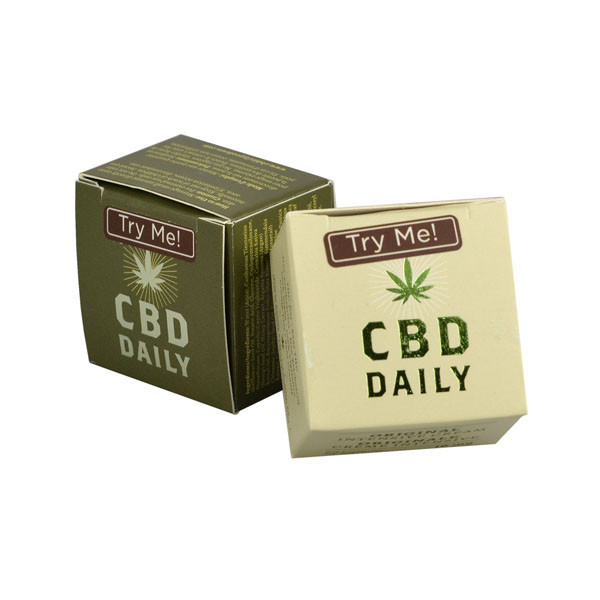 CBD Daily Intensive Cream - 0.5oz