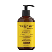 CBD Daily Ultra Care Hand Body Lotion | Wholesale