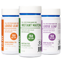 CBD Living Loose Leaf Tea | Master Distributor