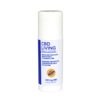 CBD Living Travel Lotion | Broad Spectrum | Master Distributor