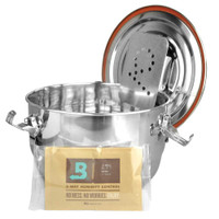 CVault Storage Container with Boveda Pack