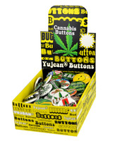 Cannabis Button Box - 1"