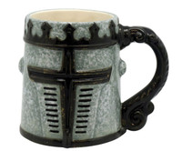 Ceramic Knight Mug - 16oz