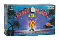 Charcoblaze Coconut Charcoal - Flats / 30pc Box