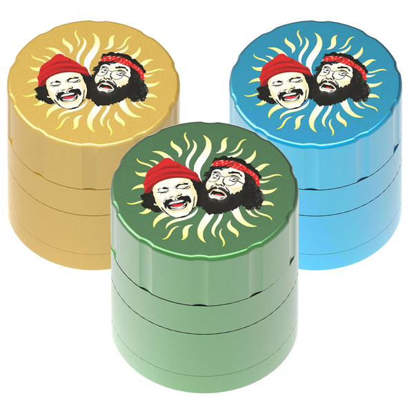 Cheech & Chong 40th Anniversary Grinder | Wholesale Distributor