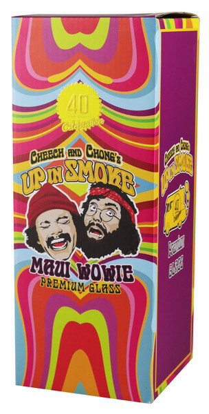 Cheech & Chong Up in Smoke Waterpipe - Tied Stick - AFG Distribution