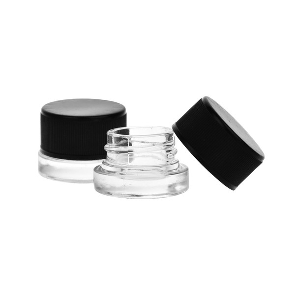 Child Resistant Glass Concentrate Jar | Wholesale Distributor