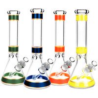 Color Band Beaker Water Pipe | Wholesale
